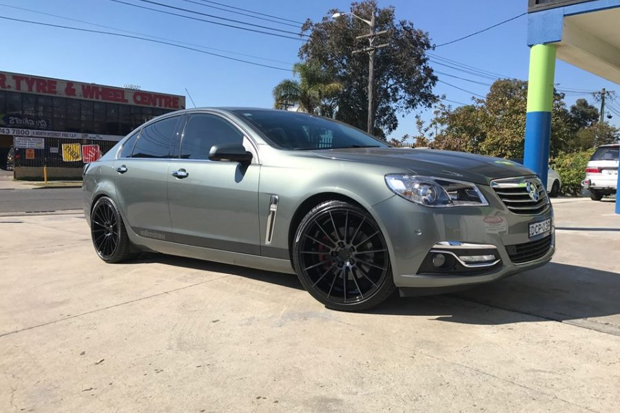 Holden Commodore 2017-09-03 |  | Holden