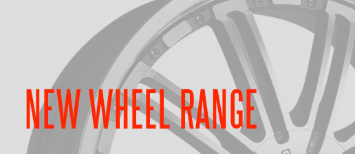 New Wheel Range