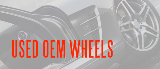 Used OEM Wheels